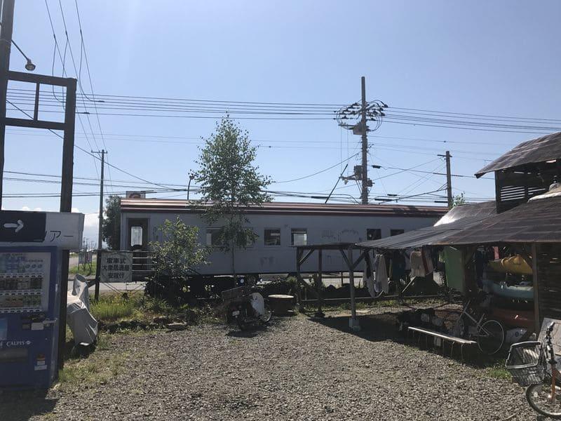 ライダーハウス鉢の宿の居酒屋外観
