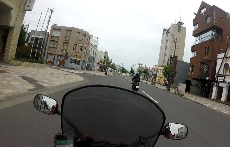 青森車載風景
