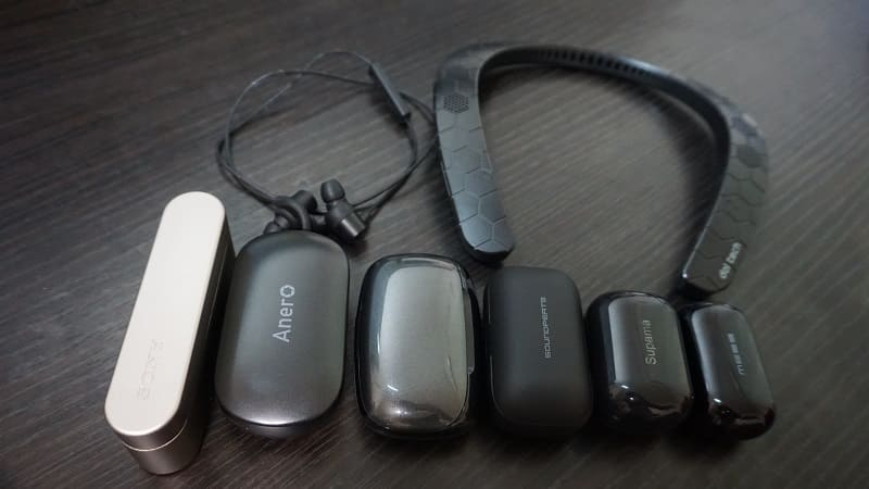 コスパ最強Bluetoothイヤホン