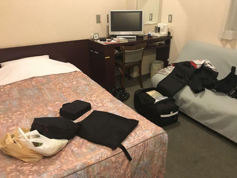 青森のホテル