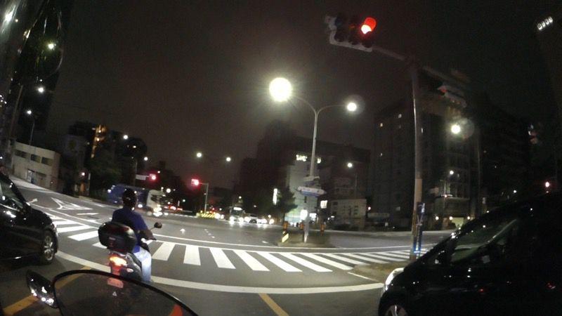 夜の京都市内